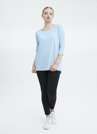Stamina Bluz Mavi